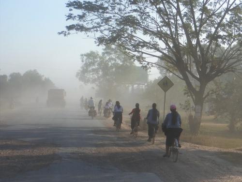 Staubschlacht bei Kampot
